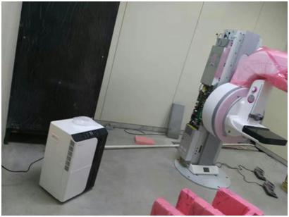 医院器材的防潮管理使用除湿机